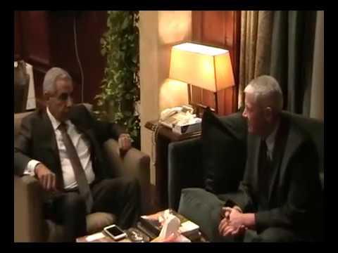 إجتماع الوزير/طارق قابيل برئيس عمليات شركة سوميتومو اليابانية
