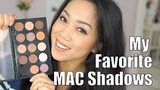 My Favorite Neutral MAC Eyeshadows! - Itsjudytime