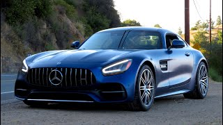 The Mercedes-AMG GTC Is Retro-Future Done Perfectly - One Take
