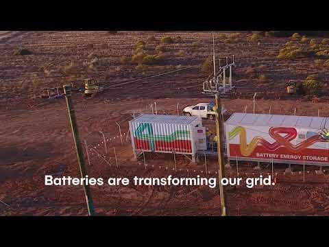Community batteries delivering big benefits