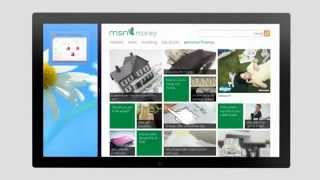 Introduce new MSN for windows 8,MSN new website video,MSN new videos