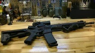 Винтовка M4 Carbine, Часть 1: история