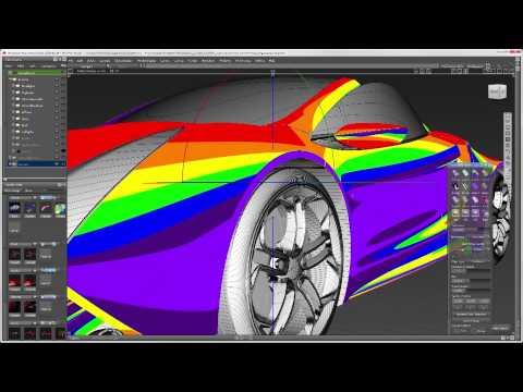 Autodesk 2015 Automotive Showreel