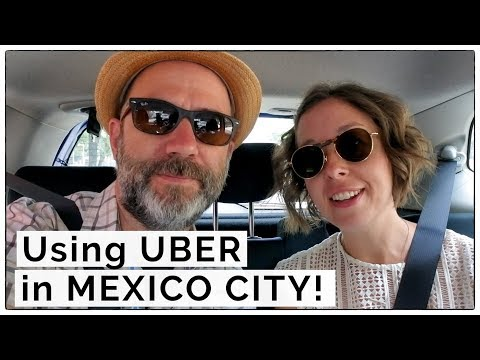 Getting around Mexico City | Why Uber is your best bet
