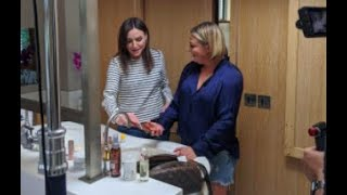In The Bathroom With Lisa Armstrong