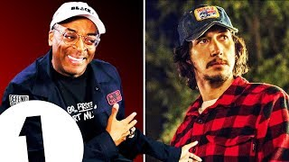 """He's a BEAST!"" Spike Lee on Adam Driver owning BlacKkKlansman CONTAINS STRONG LANGUAGE"
