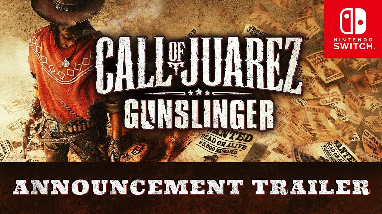 Video CALL OF JUAREZ: GUNSLINGER