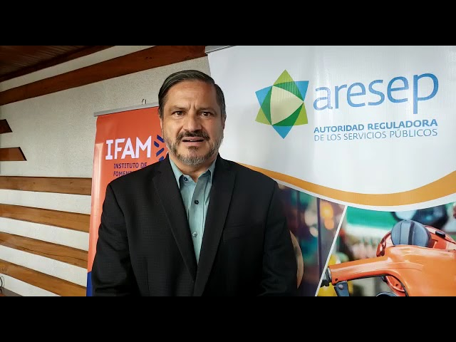 ARESEP e IFAM capacitarán personal municipal como gestores regulatorios