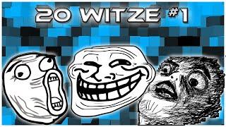 20 Witze #1 - Versaut, Schmutzig, Lustig Und Böse