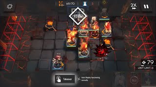 Silence  - (Arknights) - OF-F4 Arknights: Lappland (silence) + Myrtle (heal) MVP