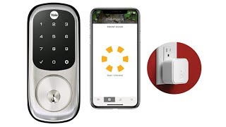 Yale Security | YRD226-CBA-619 | Assure Connected by August | Touchscreen Smart Lock