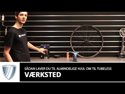 Stan's Notubes tubeless tape 21 mm video