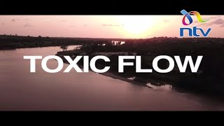 Nairobi River famous for all the wrong reasons || #ToxicFlow
