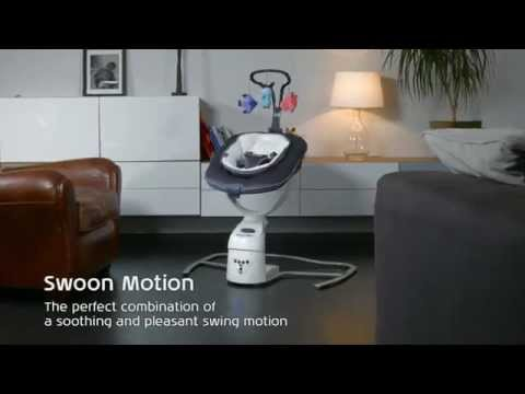 Babymoov: dondolo 360° Swoon Motion