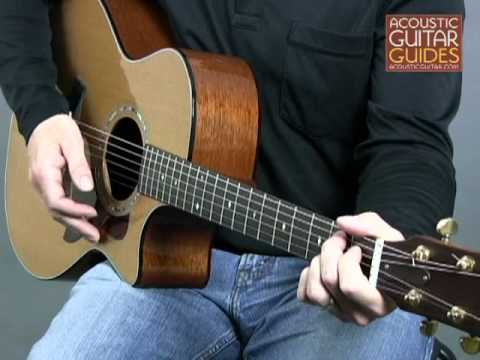 Acoustic Guitar Lesson - Alternate Tunings Lesson with Andrew DuBrock