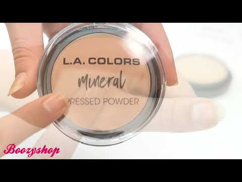 LA Colors LA Colors Mineral Pressed Powder Creamy Natural