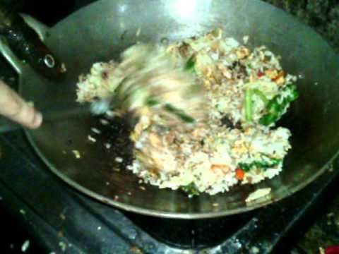 Video Cara Membuat Nasi Goreng Paling Enak