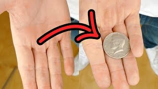WORLD'S Best COIN TRICK   TUTORIAL | TheRussianGenius