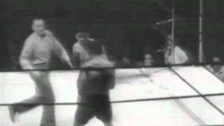 Joe Louis vs Jack Sharkey