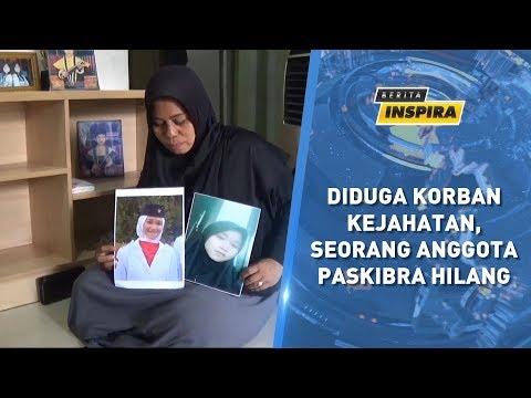BERITA INSPIRA - Tolong! Pergi Tak Kunjung Kembali Gadis Anggota Paskibraka Asal Bogor ini Hilang
