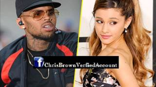 Chris Brown ft Ariana Grande - Blue Roses (2014) Snippet