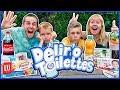DELIRO TOILETTES