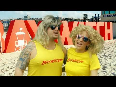Baywatch Intro (Partyokevideo)