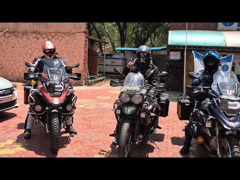 Download WORLD RIDE BEGINS INDIA LEG,PART1 HD Mp4 3GP Video and MP3