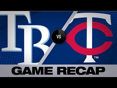 Rays score 3 runs in 18th to down Twins | Rays-Twins Game Highlights 6/27/19