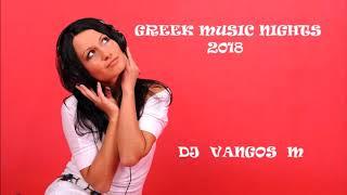 GREEK MUSIC NIGHTS 2018!