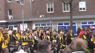 preview picture of video 'Karneval Rosenmontag Bottrop'