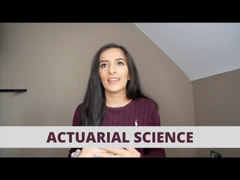 What is Actuarial Science? Should you choose this course at university?   Ranveer Kaur