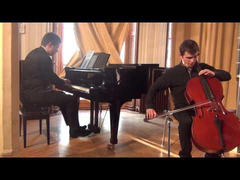 Sonate de Prokofiev