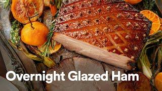 Transform Any Pork Shoulder Into A Mind-Blowing Glazed Ham—OVERNIGHT!