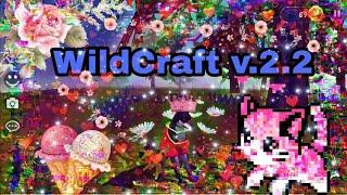 WildCraft 2.2 - Геймплей за волка. Открываем: 10+ сундуков)