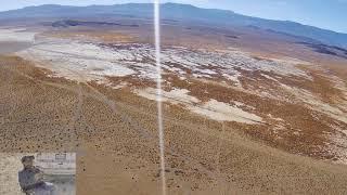 """3 Mile FPV Flight TBS Crossfire Micro 1 Watt - Caddx Vista 5"""" Quad W/ Akaso V50x"""