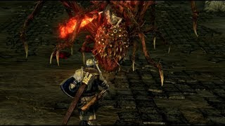 Boss Fight - Chaos Witch Quelaag