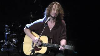 Chris Cornell - I Am The Highway Acoustic