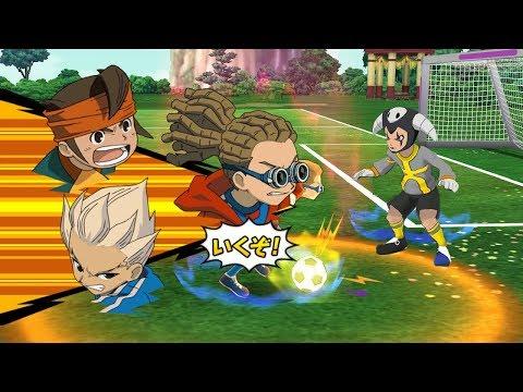 download wii inazuma eleven go strikers 2013 jpn