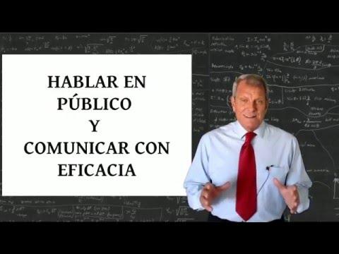 Aprende a hablar en público y comunicar con eficacia. Paco Grau[;;;][;;;]