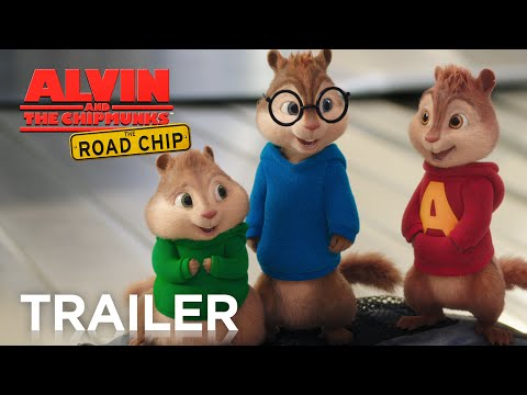 Alvin and the Chipmunks: The Road Chip | Official Trailer 2 [HD]