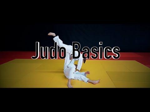Judo Basics / Основы дзюдо видео