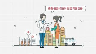세종충남대학교병원 홍보 영상(인포그래픽ver) 이미지