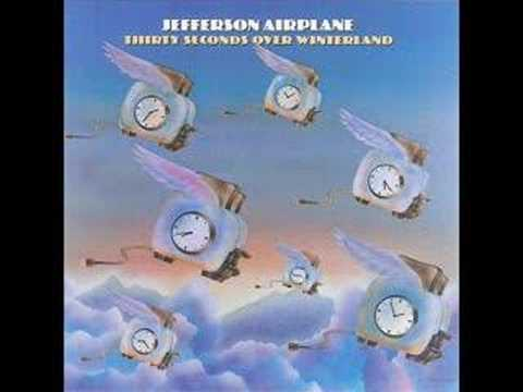 Jefferson Airplane - Milk Train