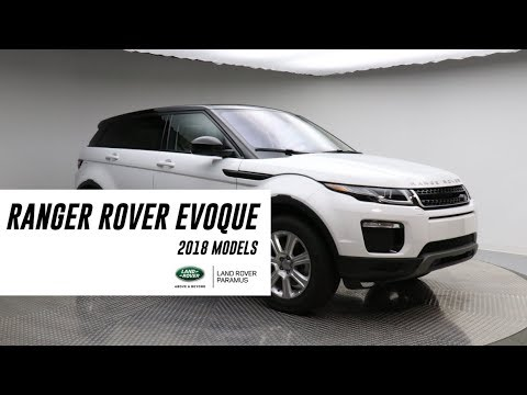 New 2020 Land Rover Range Rover Evoque P300 R-Dynamic HSE