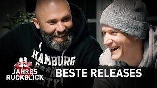 Jahresrückblick 2015: Beste Releases - Hiphop.de Awards