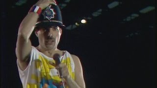 Queen - Live at Wembley 1986/07/12 [PRE-overdubbing part 3]