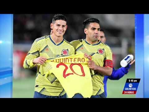 Con gol de Falcao, la Seleccion gana su primer amistoso al mando de Queiroz