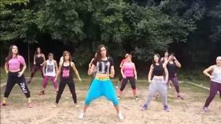 """Impacto"" Daddy Yankee Ft Fergie - Zumba Fitness - Coreografía de Mónica Sánchez"
