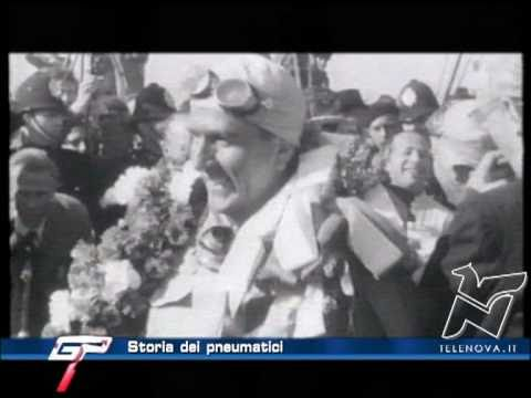 GdP - La Storia degli Pneumatici